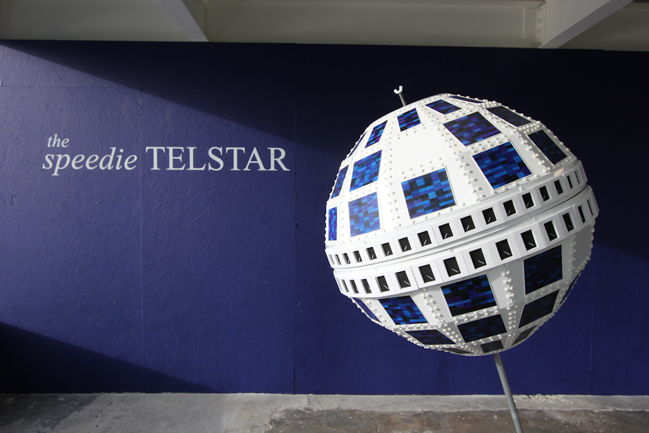 The Speedie Telstar